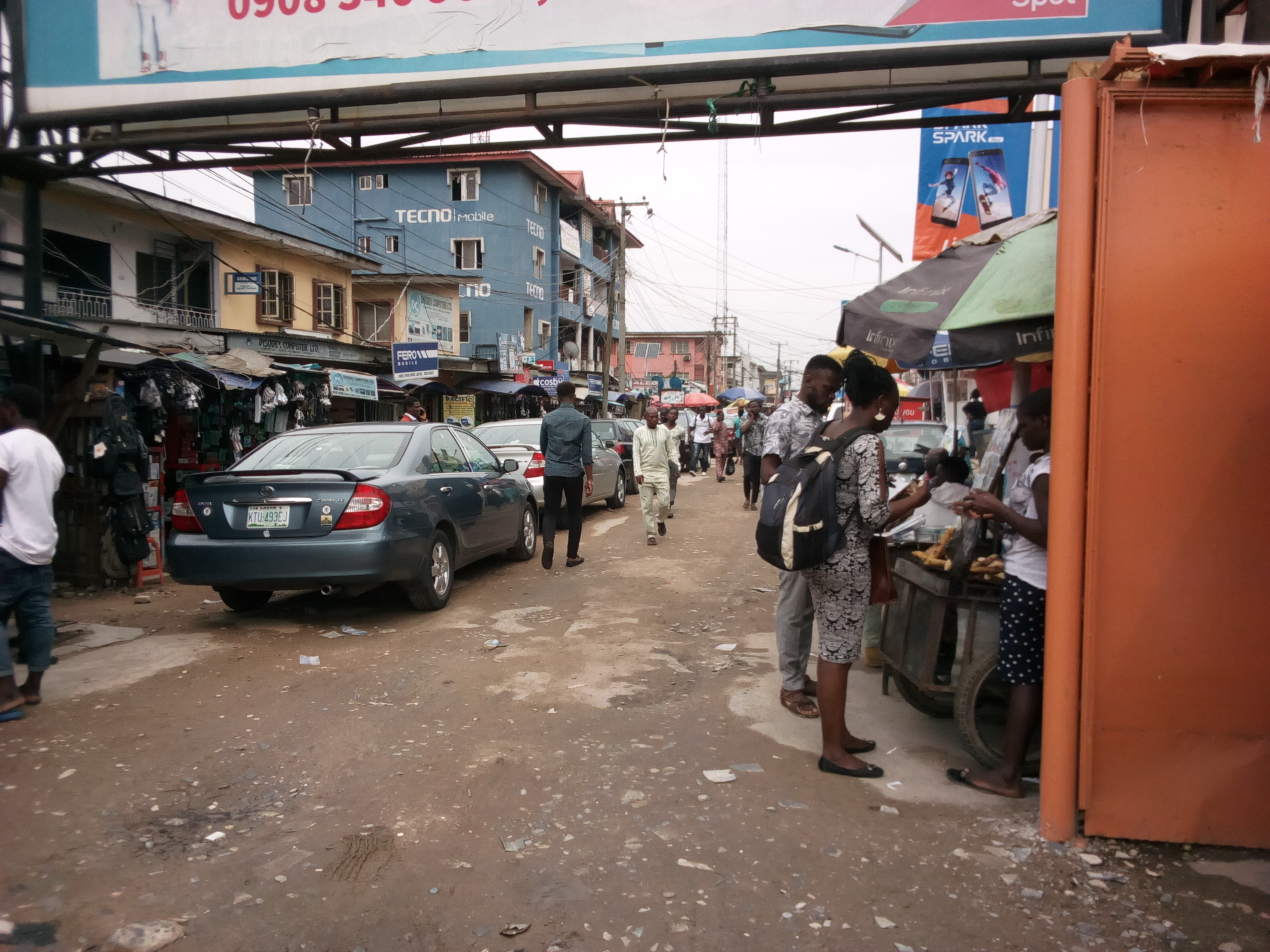 4 Reasons Computer Village dealers may not relocate: Lagos By Gina Emmanuel