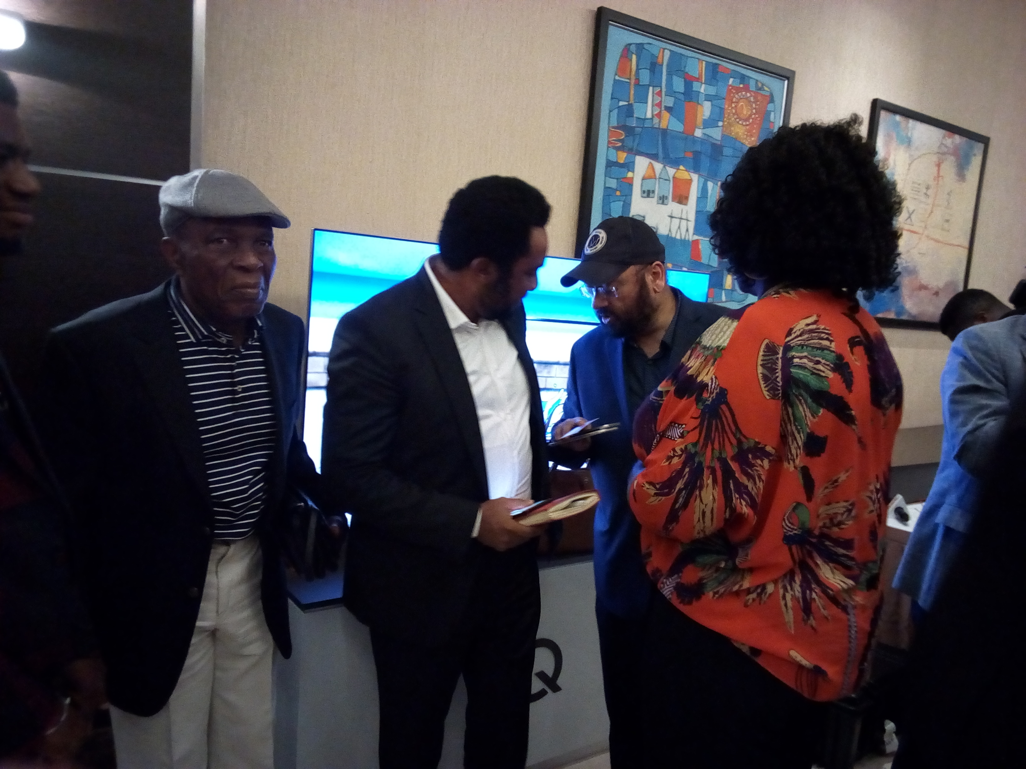 Samsung Note 8 Event pictures
