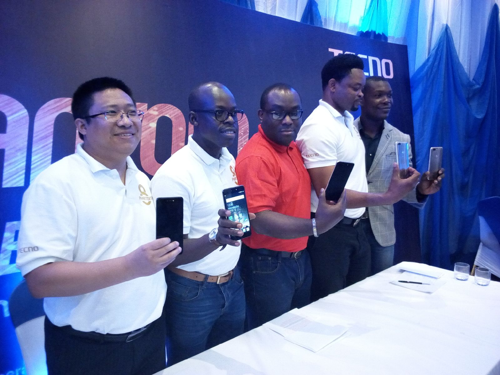 We Don't Have Water Resistant Phone,Says Tecno