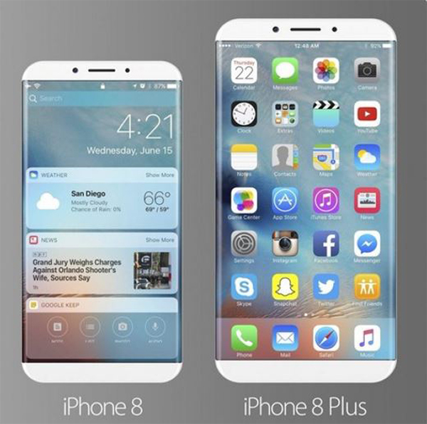 What Makes IPhone 8, iPhone 8 Plus Thick