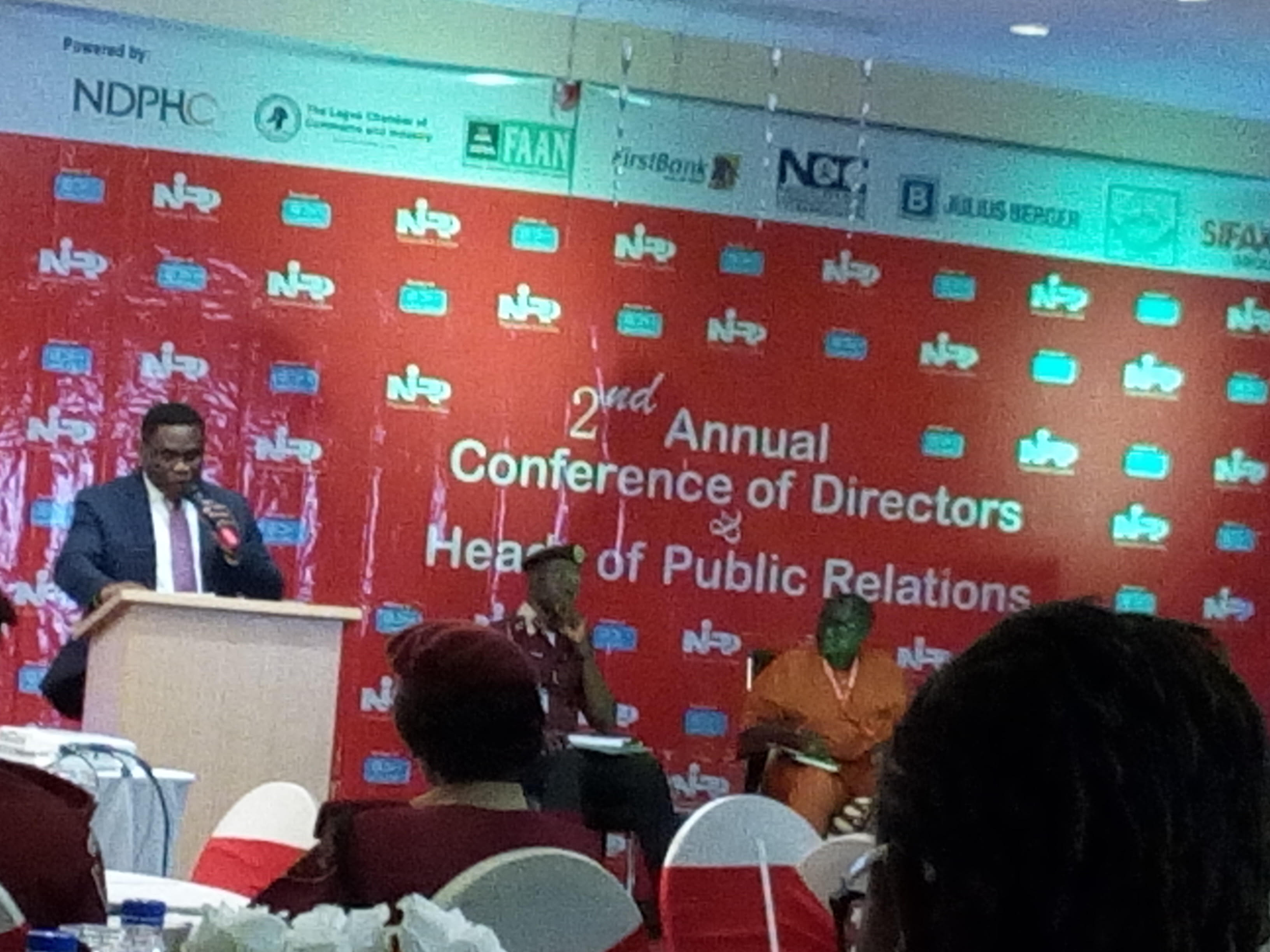 Corruption: increase level of ICT interface, NCC tells FG <br>By.. Gina Emmanuel