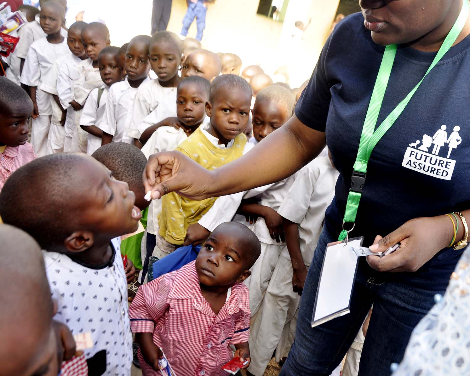 Intestinal Worms Are Endemic In Nigeria