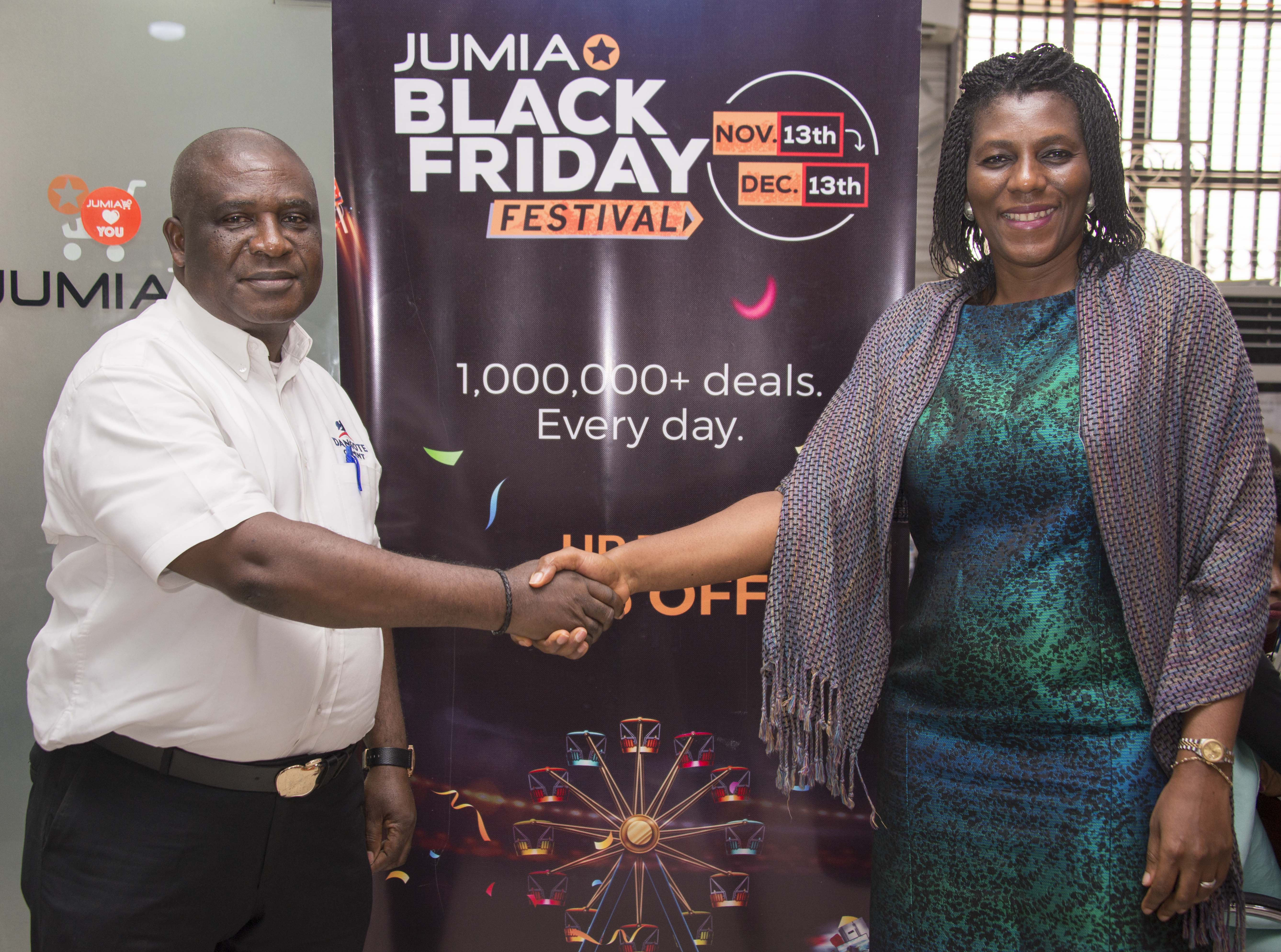 Over 14m Visitors For Jumia's Black Friday