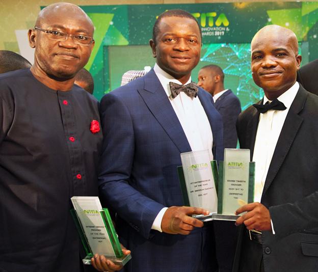 VDT boss receives Atcon's prestigious Awards