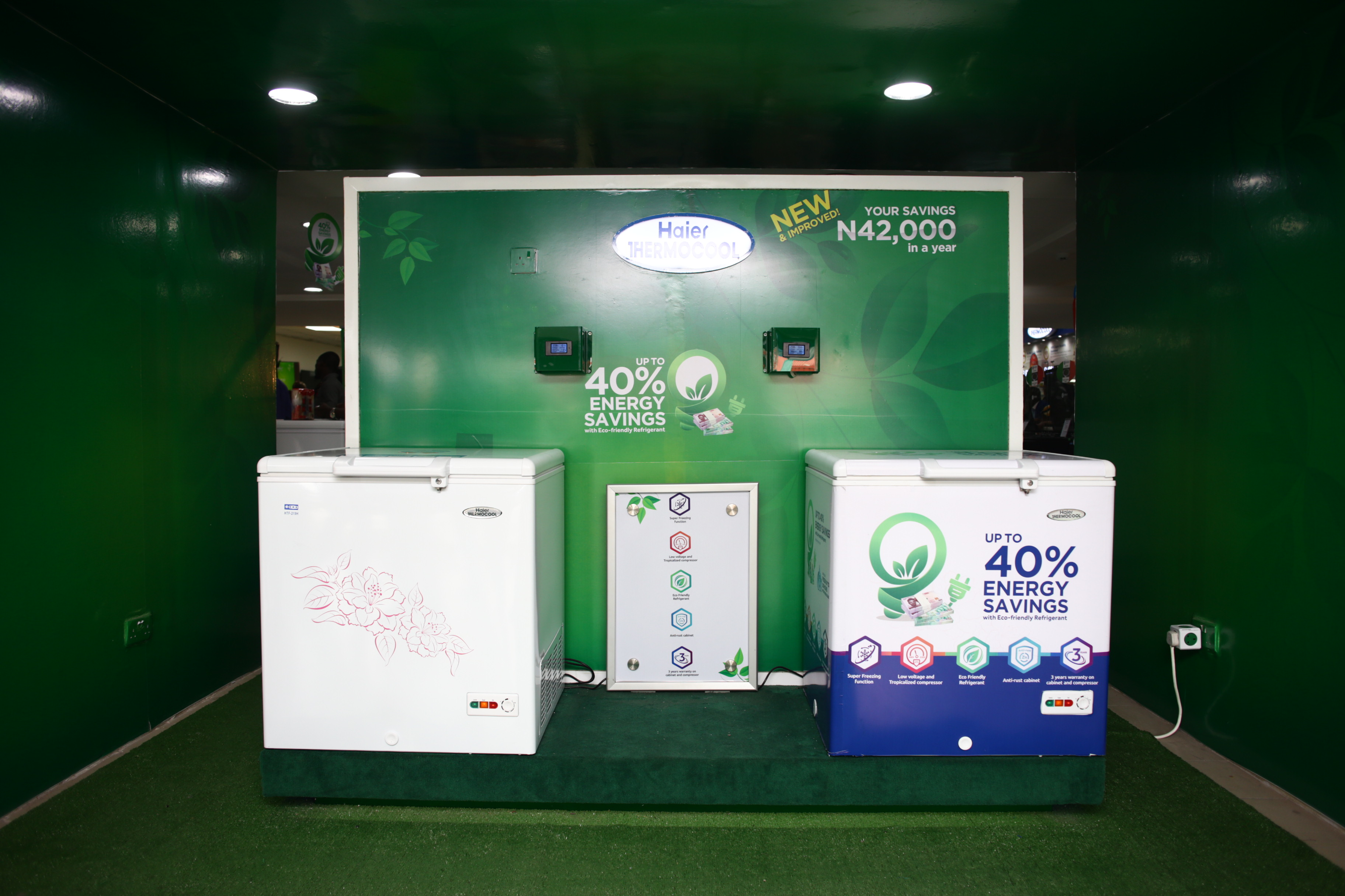 Coolworld Goes Green,Unveils Energy Saving Appliances