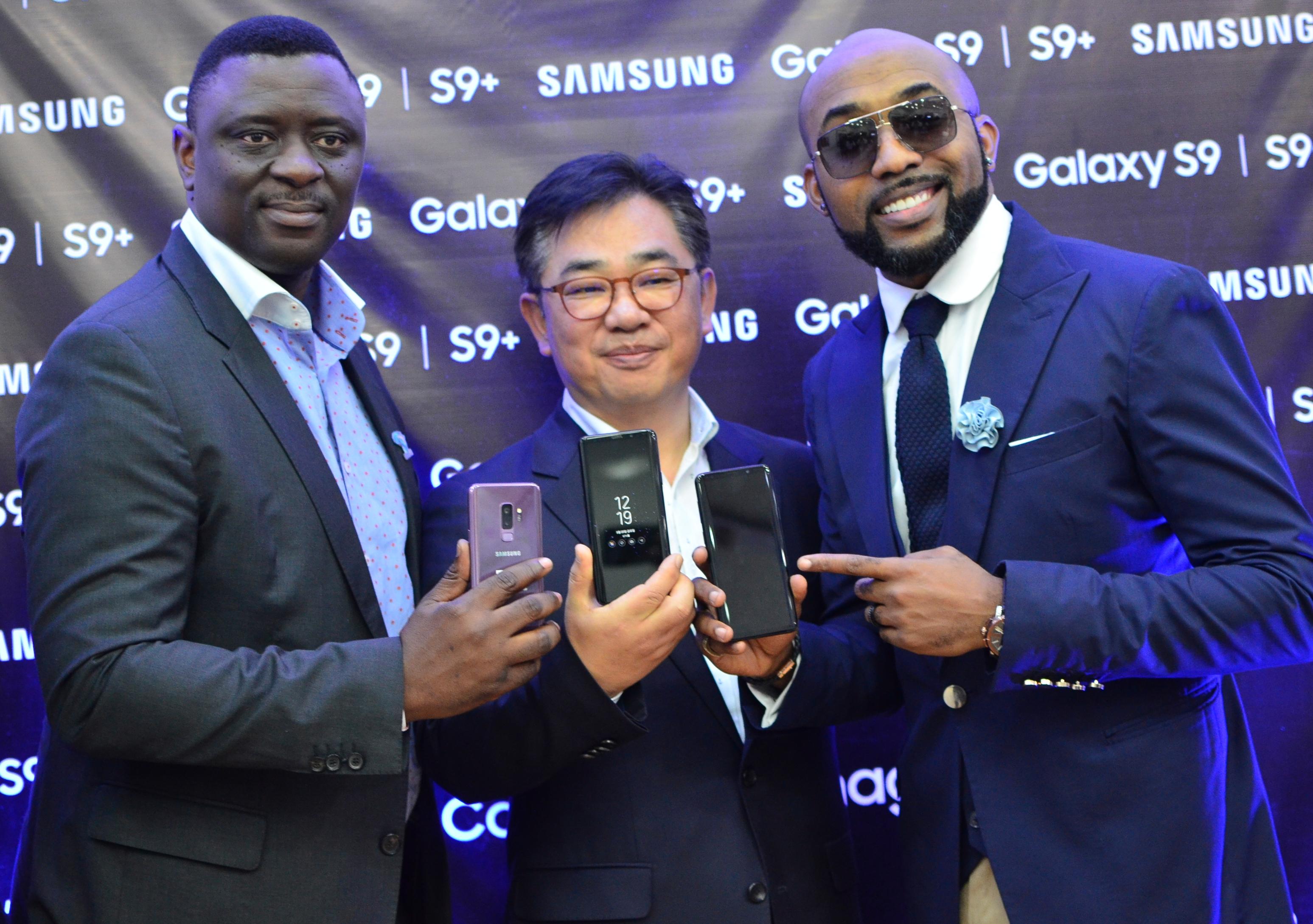 Samsung Unveils S9 series