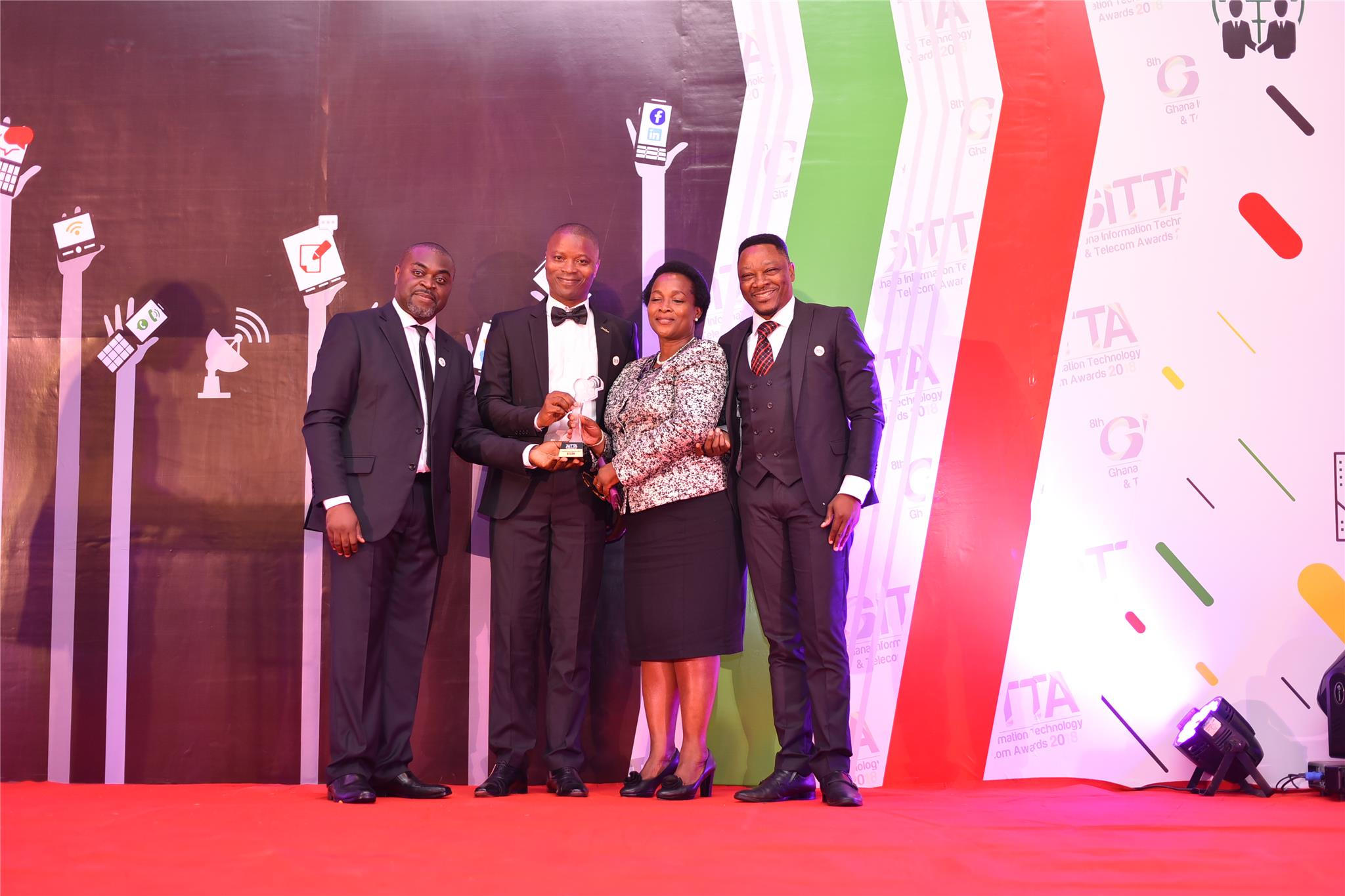 ATCON Clinches Award For Telecoms Advocacy In Africa
