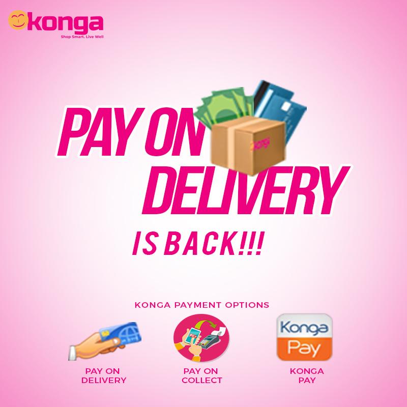 Konga To Kick Off With POD Next Month