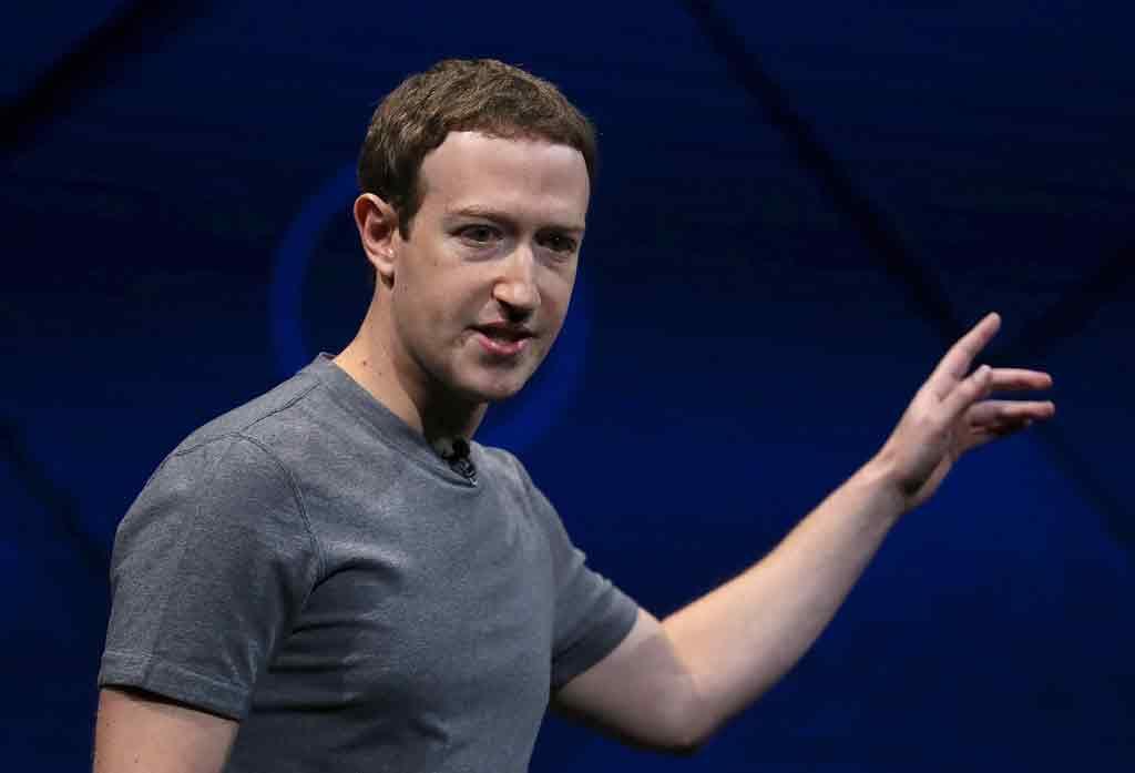 Zuckerberg Ranks World 3rd Richest Person