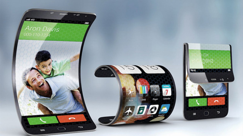 Samsung, LG, Others In Foldable Phone Design Race