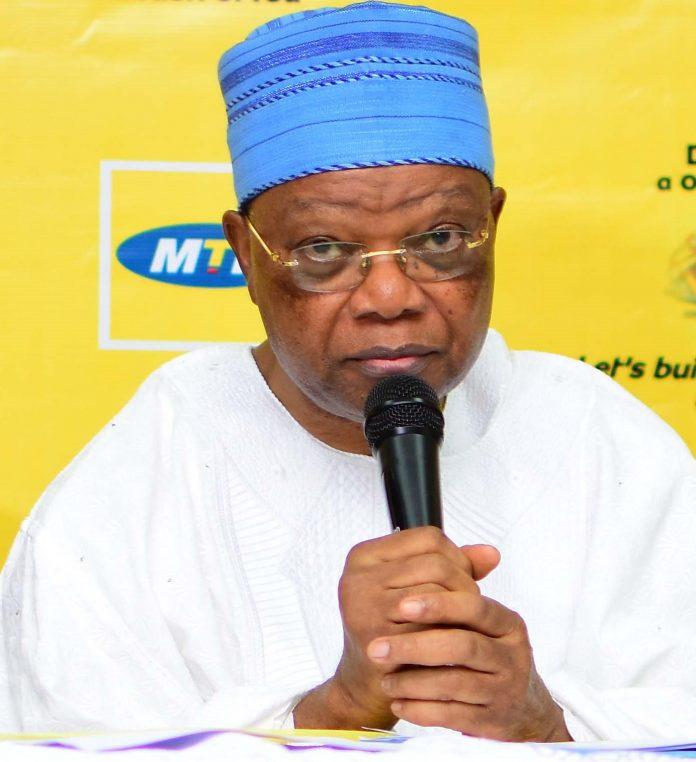 MTNF Chairman, Prince Julius