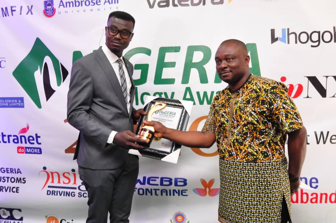 NiTA:CWG Bags Software Provider of the Year Award